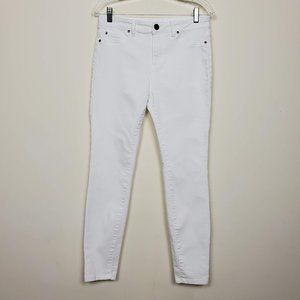 Life in Progress White Skinny Jean Size 29